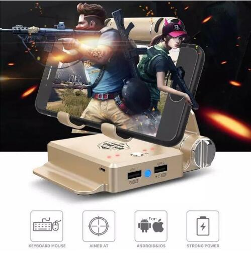 2018 New Trendy Game Bracket Converter Keyboard Mouse Adapter for PUBG Mobile Games Out Rules
