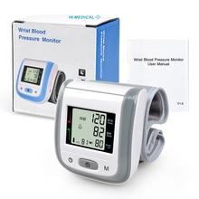 купить Care Wrist Blood Pressure Monitor Automatic Electronic Sphygmomanometer Wrist Sphygmomanometer дешево