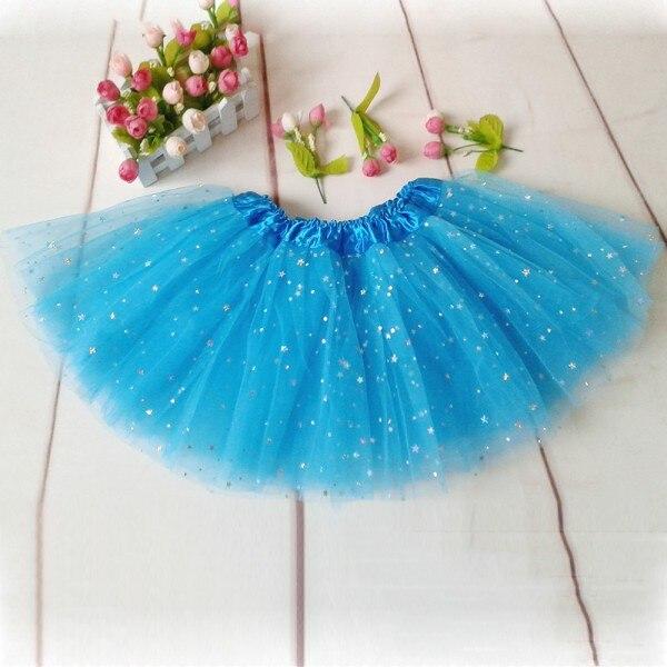 New  Children\'s Dance Sequined Gauze Gymnastics Clothes Gymnastics Equipment Girls Dance Half-length Skirt Rhythmic Gymnastics