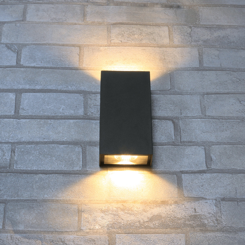Jiawen 6W Villa corridor wall lights Outdoor waterproof LED lamp(AC85-265V)