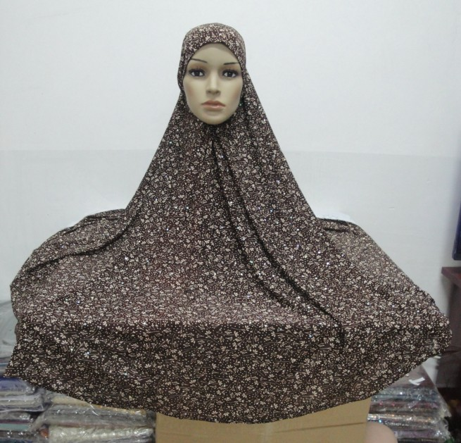 H585 fashion big size print hijab fast delivery assorted colors