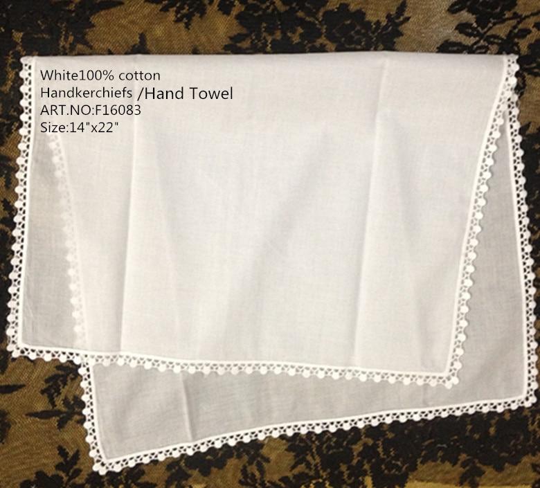 Novelty Women Handkerchiefs 12PCS/Lot 14x22