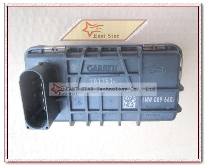 Turbo ATTUATORE Elettronico Valvola di G004 G04 G-004 G-04 781751 6NW009660 6NW-009-660 Per Mercedes Ben Sprinter E ML Classe 2.7L 3.0L