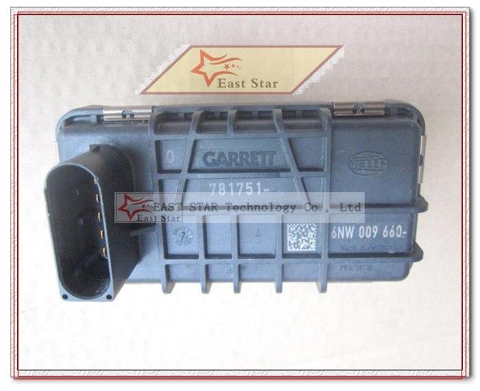 Turbo ACTIONNEUR Électronique Valve G004 G04 G-004 G-04 781751 6NW009660 6NW-009-660 Pour Mercedes Ben Sprinter E ML Classe 2.7L 3.0L
