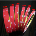 1pcs sample 3M Auto Truck Car Acrylic Foam Double Sided Attachment Tape Adhesive 20mm *3m (6mm, 8mm, 10mm, 15mm, 20mm*3m)