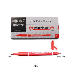 Image 3 - 3/5PCS Tattoo Marker Pens Skin Markers Fine Point Large Capacity Ink 0.5mm & 1mm Scribe Tool Good Waterproof Ink Tattoo Supplies