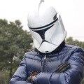 Modelo de papel Star Wars máscara soldados casco 1:1 portátiles Cosplay hechos a mano de bricolaje juguetes