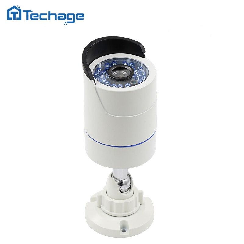 bilder für Techage 48 V 2.0MP HD Echt POE Ip-kamera Im Freien Wasserdichte IR Nachtsicht 720 P 960 P 1080 P P2P ONVIF Für Home Security CCTV NVR