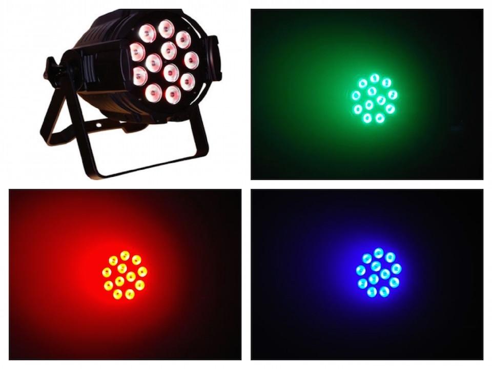 8pcs/lot, Cast Aluminum LED Par Light 12x9w RGB 3in1 or 12x10w RGBW 4in1 or 12x12w RGBWA 5in1 wedding disco Stage Wash Light