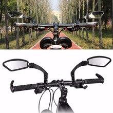 Miroir de vélo extérieur accessoires de vélo rétroviseur guidon Flexible miroir de sécurité 360 degrés réflecteur plié aveugle retroviseur velo