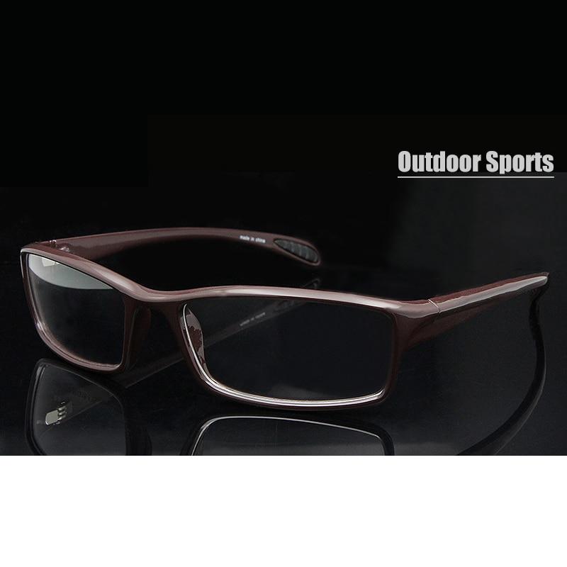 Sorbern TR90 plástico titanio gafas miopía prescripción gafas marco ...