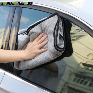 Image 1 - Super Absorbency Car Cleaning Cloth 100X40CM Premium Microfiber Auto Towel Ultra Size Towel One Time Drying The Whole Vehicles