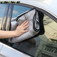Super Absorptievermogen Car Cleaning Doek 100X40CM Premium Microfiber Auto Handdoek Ultra Size Handdoek Eenmalige Drogen De Hele Voertuigen