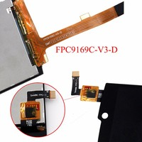 Ruisser For Highscreen Boost II 2 SE 9169 Version LCD Screen Assembly For Innos D10 Display
