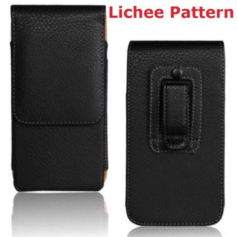 competitive price 82cb8 c3e91 US $8.09 10% OFF|Belt Clip PU Leather Waist Holder Flip Cover Pouch Case  for Intex Aqua Q8/Aqua Pro 4G/Aqua Raze II/aqua 4.5 3G/Q7N 4.5 Inch-in  Phone ...