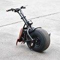 EU lager 1000w Ein Rad Offroad Elektro Roller Bürstenlosen Motor chopper einrad giroskuter S3-in Selbstbalancierende Scooter aus Sport und Unterhaltung bei