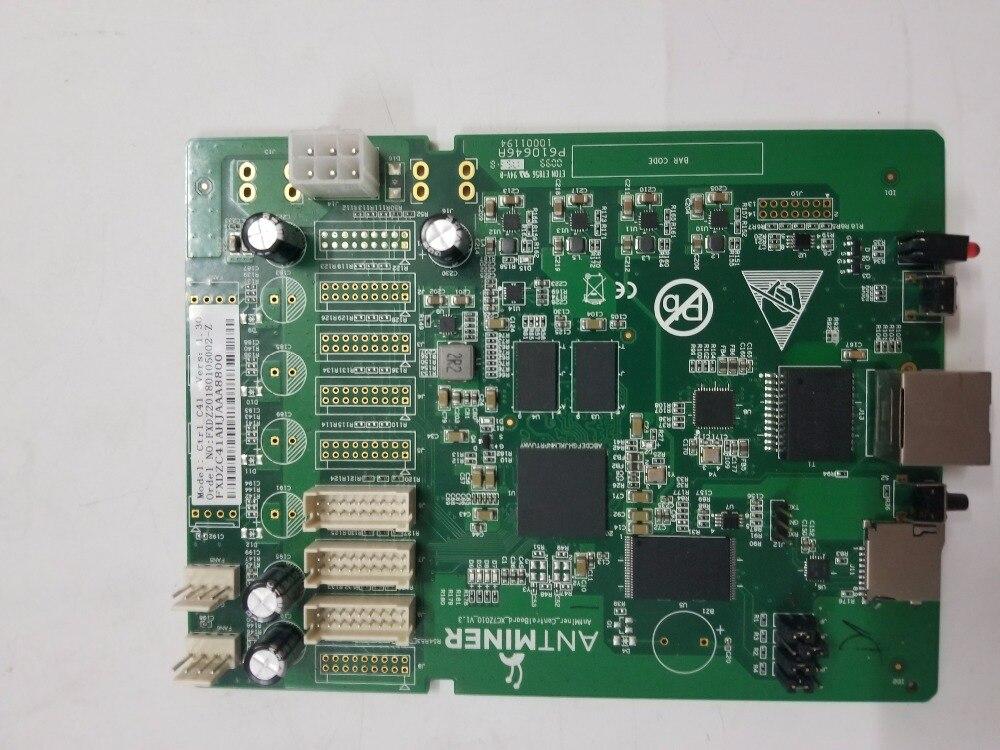 Carte de contrôle Antminer S9, pièces de mineur bitcoin, pièces de réparation antminer S9. pour ANTMINER S9 S9i S9j 14.5 T 14 T 13.5 T 13 T 12 T