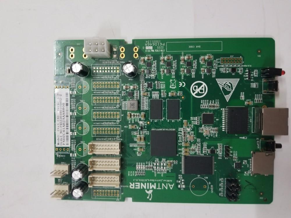 Envío libre Antminer S9 control, bitcoin minero, antminer S9 piezas de reparación. para hormigón S9 S9i 14 t 13,5 T 13 t 12 t