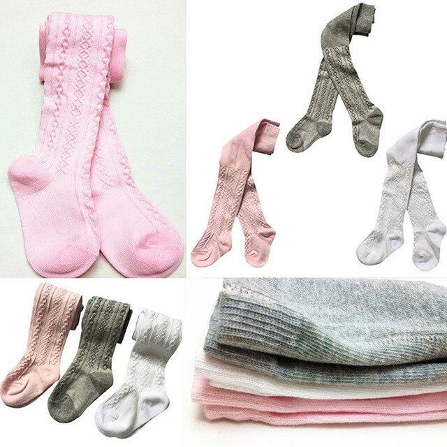 cb9b2980346 2018 Newly 3pcs Toddler Kids Baby Girls Tights Stocking Thermal Hosiery  Girl Pantyhose 0-24M