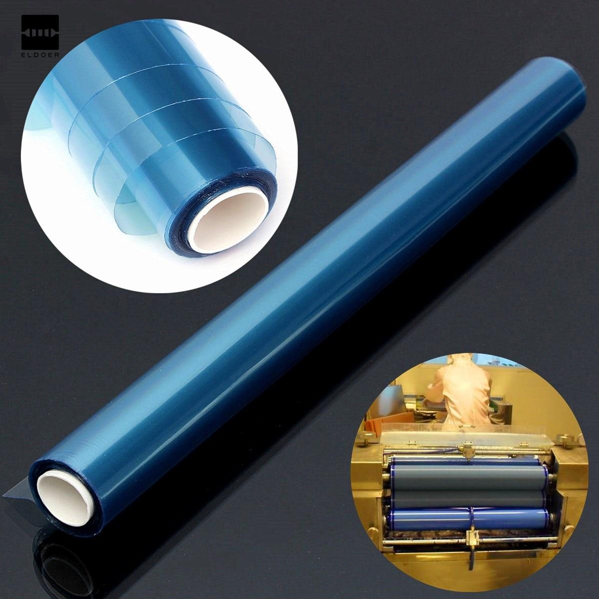 PCB Heißen Verkauf Tragbare Trockenfilm für Schaltung Produktion Fotolack Blätter 30 cm x 5 mt Elektronische Komponenten