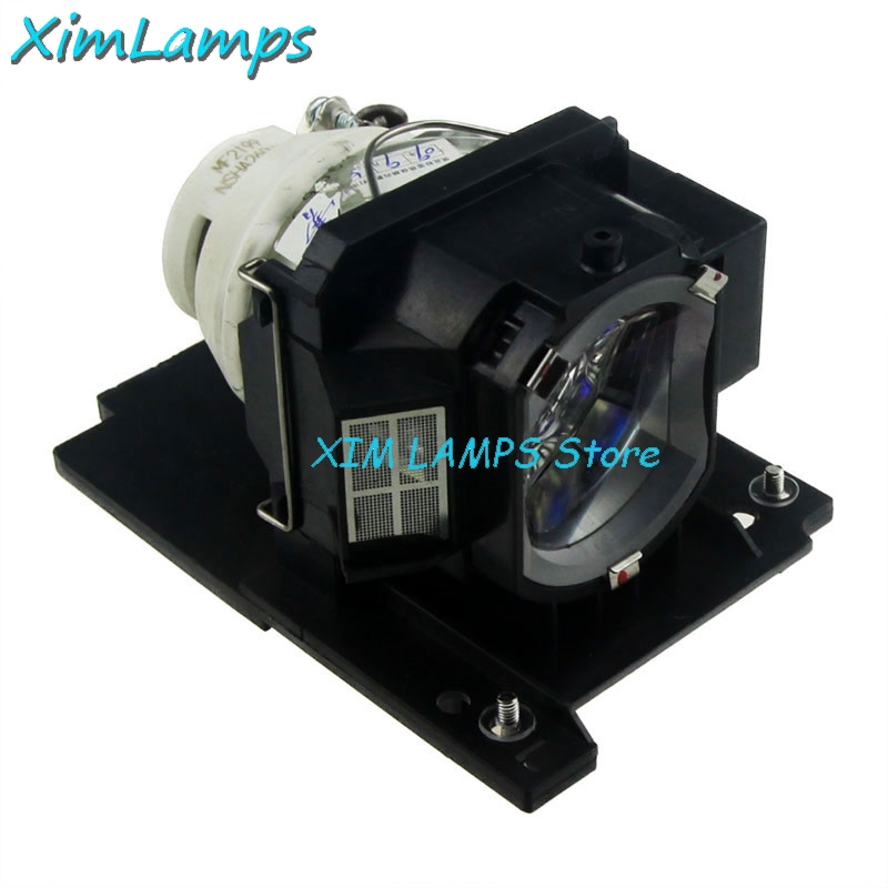 Factory Price DT01051 Replacement Projector Lamp with Housing for HITACHI CP-X4020E / CP-X4020/CP-X4010 cp x4020 x4020e hcp 4000x cp 4020j cp x4020gf original projector bulb dt01051