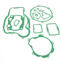 For KAWASAKI KX250 KX 250 2004 Motorcycle engine gaskets include Crankcase Covers cylinder Gasket kit set