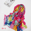2017 Top quality Blankets new spring and summer fashion scarf women silk scarves large square silk scarves