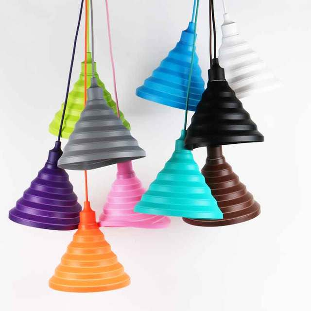 vintage pendant lights plastic lampshade european style pendant lamp christmas decorations for home bar kitchen restaurant - Christmas Decorating Pendant Lights