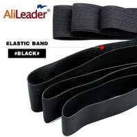 """Alileader Best Long Elastic Bands 1.5/2/2.5/3/3.5Mm Black Nylon Highest Elastic Band For Wig Cap Wig Making Accessories Diy 1M"
