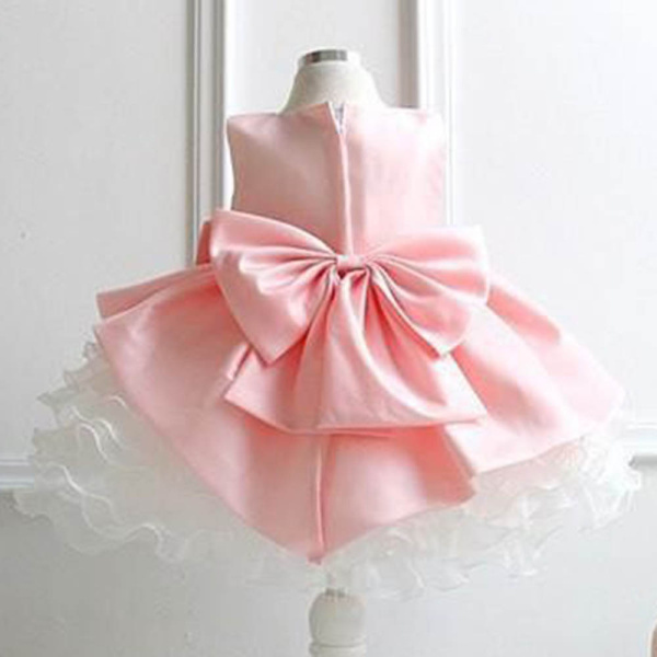 2015 Summer Baby Clothes Kids Girls Tutu Princess Dress Children Girls Show White Lace Party Bow Dresses For Girls Wedding girls dress baby dress girls flowers tutu kids dress for girls summer floral knee length dress for girls clothes 2016 c532q125