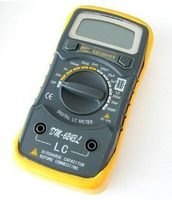 DM 6243L Resistance Capacitance Inductance Strap Blue Backlight LCR Electronic Measuring Instruments