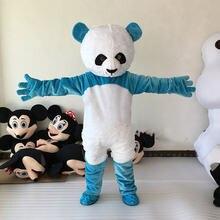 Оптовая продажа новая версия китайская гигантская панда костюм