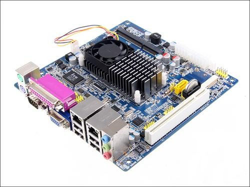 17 D525 MINI ITX motherboard dual board car 100% tested perfect quality m945m2 945gm 479 motherboard 4com serial board cm1 2 g mini itx industrial motherboard 100