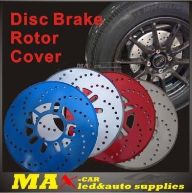 Free Shipping Car Styling Aluminum Electroplate Disc Brake