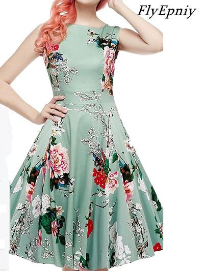 Cheap retro summer dresses