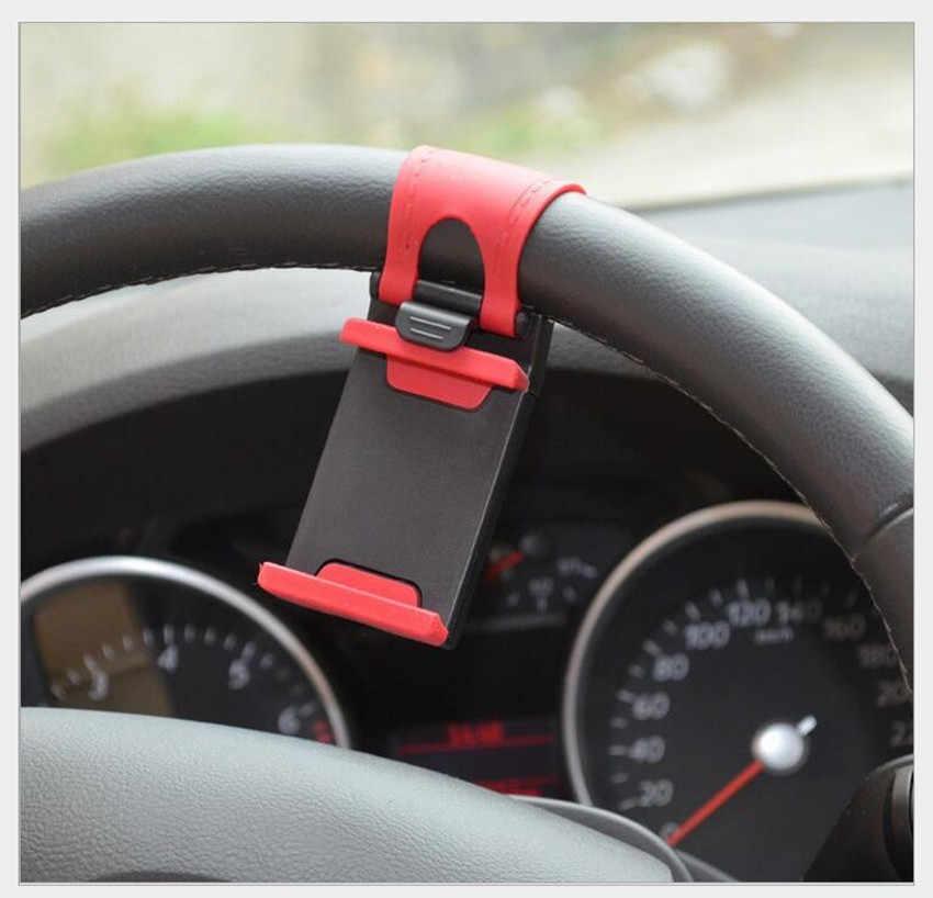 سيارة التصميم سيارة حامل هاتف عجلة القيادة كليب ل صعب 9-3 9-5 9000 93 95 ملغ GT MG3 MG5 MG6 MG7 MG3SW MGTF اكسسوارات