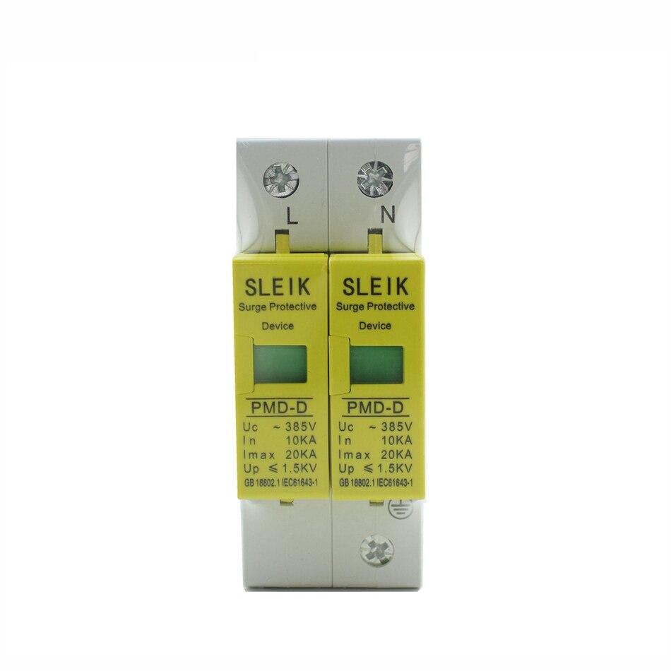 Dispositif de protection contre les surtensions #1 2P Parafoudre photovolta/ïque DC Parafoudre Protecteur