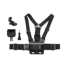 Sunnylife Gimbal Camera Chest Band Strap Belt for DJI OSMO POCKET & GOPRO