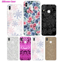 купить Silicone Case Black Dream Catcher for Huawei Nova 3 4 Honor 7C 7A 8 8X 9 10 Y5 Y6 Y7 Y9 V20 Lite Pro 2019 2018 Cover дешево