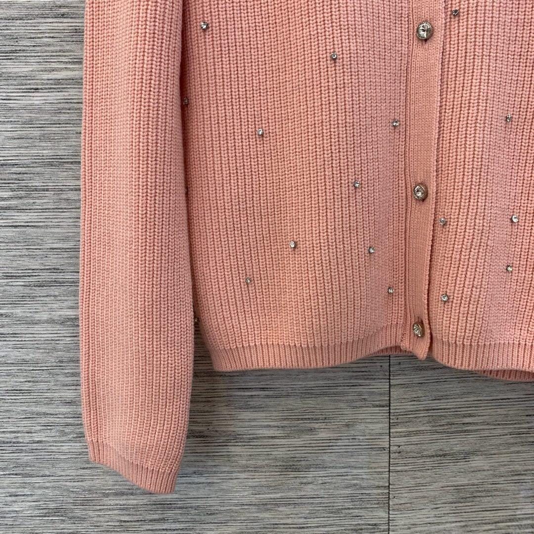 D'hiver 3 Couleurs Clou Chandail Nouveau Pink De 1 Tailles 2019 Femmes Forage Collier Vêtements SvwqcFH