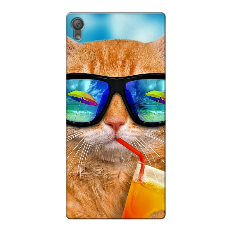 Original Case for Sony Xperia L1 G3311 G3312 G3313 Soft Silicone TPU Cool  Design Patterned Phone Cover Case