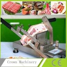 Мульти-функциональный настольного типа для резки мяса; автомат для резки мяса; ломтерезка для мяса