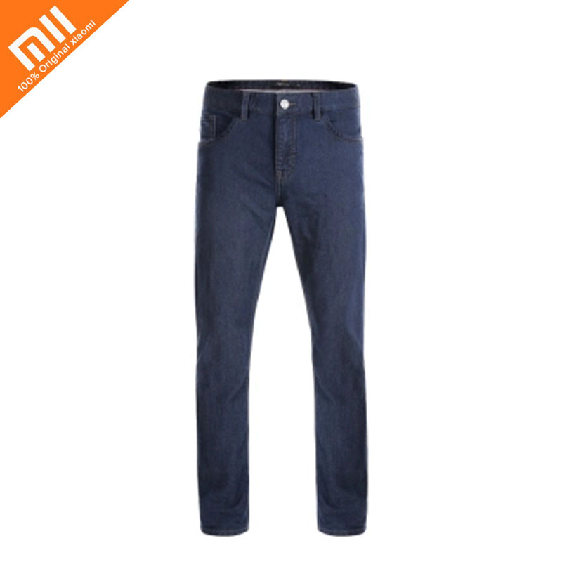 цены 2018 new millet DMN magnetic conductive skinny jeans fashion high quality summer men's casual full length pants loose jeans HOT