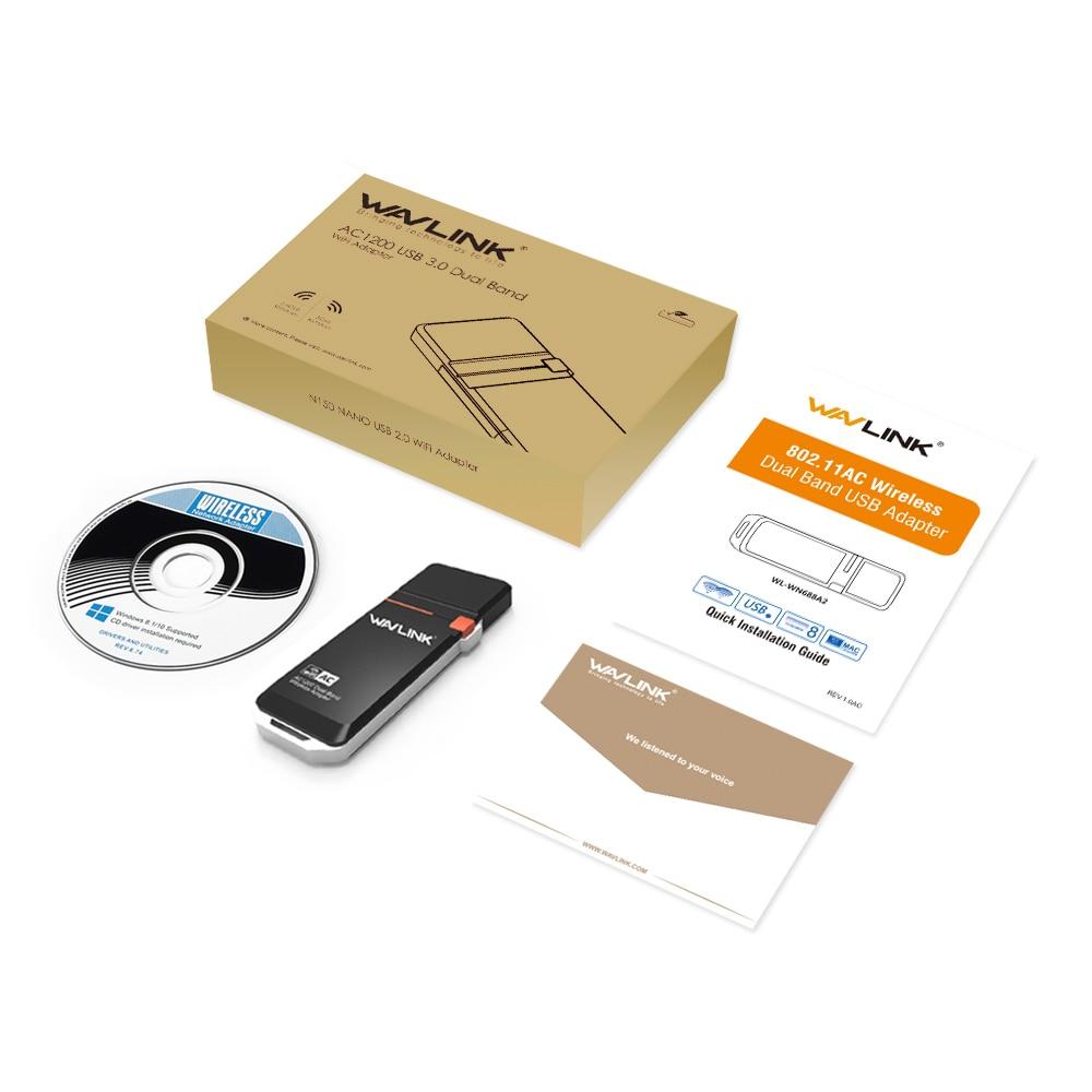 Wavlink AC1300ワイヤレスUSB - ネットワークハードウェア - 写真 6