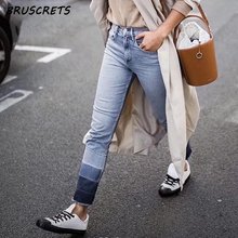 for Spring jeans ripped