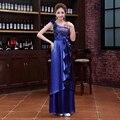 2017 spring slim one shoulder elegant formal dress elegant long design paillette evening