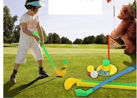 Newest Children Kids Golf BallToys Set For Boy Girl Toy