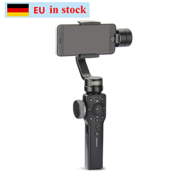 Zhiyun Smooth 4 3-Axis  Handheld Gimbal Stabilizer for iPhone X 8 7 Plus Samsung S8+ S8 S7 S6 S5 Zhi yun Gimbals for Smartphone