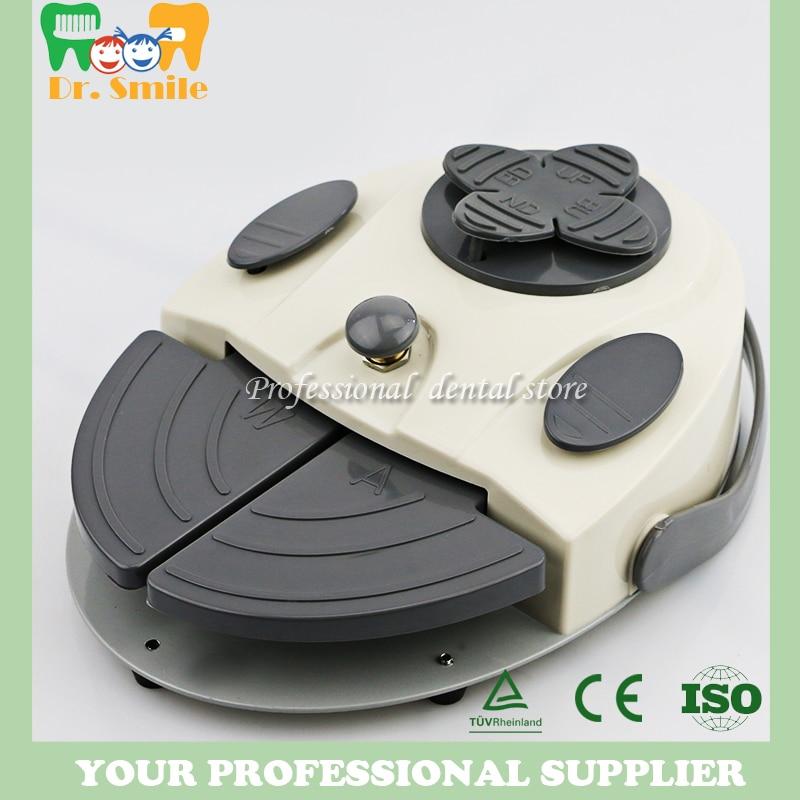 Tireless Dental Unit Dental Foot Control Multi-function Foot Pedal
