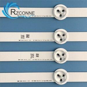"""Image 5 - Lampe bande de rétroéclairage LED pour LG 50 """"ROW2.1 REV 0.4 50LN575S LC500DUE SF U1 R2 U2 50LN5200 50LN5100 50LN5600 50LN5700"""